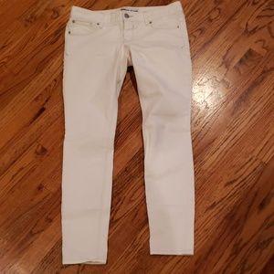 White stella jean legging